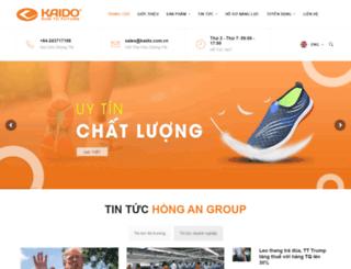 kaido.com.vn screenshot