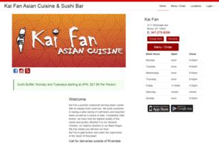 kaifan.ordersnapp.com screenshot
