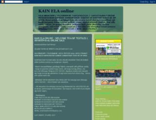 kainkainkain.blogspot.com screenshot