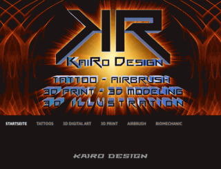 kairo-design.ch screenshot