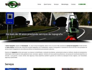 kairostopografia.com.br screenshot