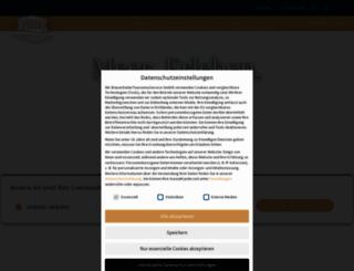 kaiserbaeder-auf-usedom.de screenshot