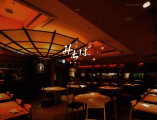 kaishoku-michiba.jp screenshot