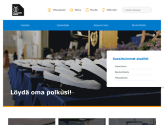 kajaaninlukio.fi screenshot