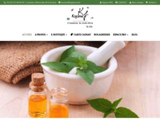 kajame.com screenshot