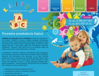kajtus.org screenshot