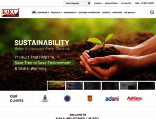 kakaprofile.com screenshot