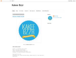 kakeebzzr.blogspot.com screenshot