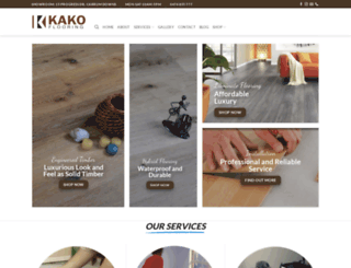 kakoflooring.com.au screenshot