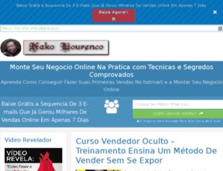 kakolourenco.com.br screenshot