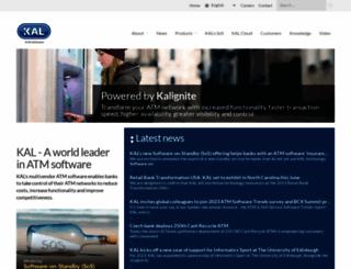 kal.com screenshot