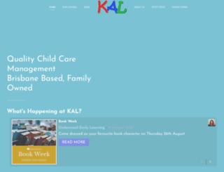 kal.net.au screenshot