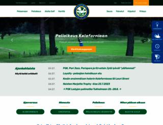 kalafornia.com screenshot
