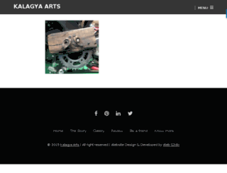kalagyaarts.com screenshot