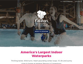kalahariresorts68-px.rtrk.com screenshot