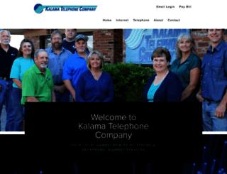 kalama.com screenshot