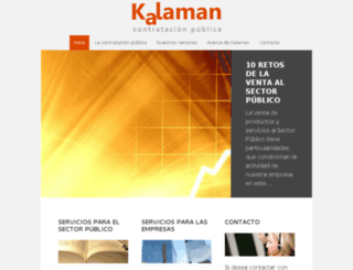 kalaman.info screenshot