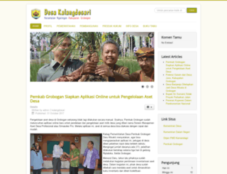 kalangdosari.grobogan.go.id screenshot