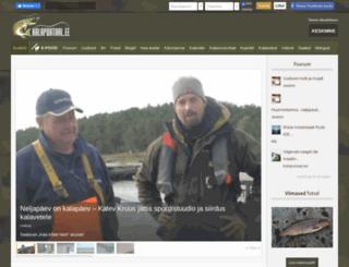 kalaportaal.ee screenshot