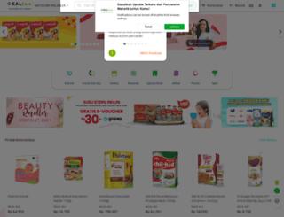 kalbestore.com screenshot