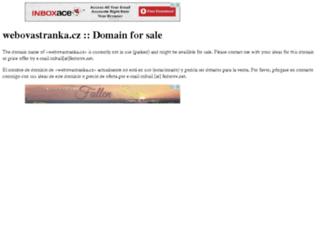 kalda.webovastranka.cz screenshot