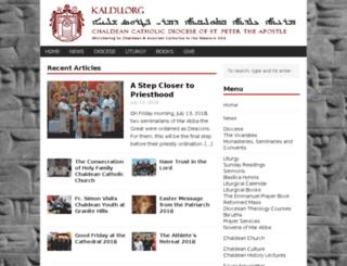 kaldu.org screenshot