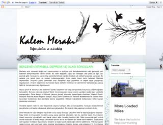 kalemeraki.blogspot.com.tr screenshot