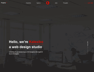 kalexiko.com screenshot