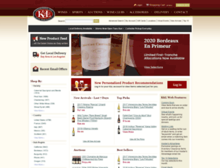 kalinda.com screenshot