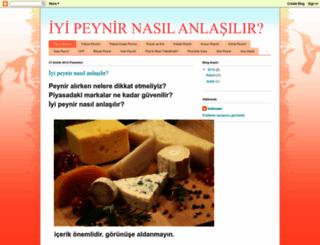 kalitelipeynir.blogspot.com.tr screenshot