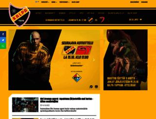 kalpa.fi screenshot