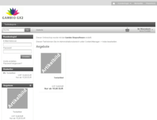 kalpin.de screenshot