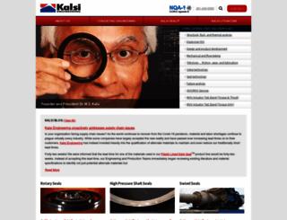 kalsi.com screenshot