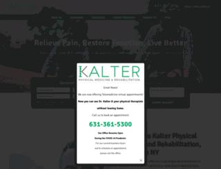 kalterpmr.com screenshot