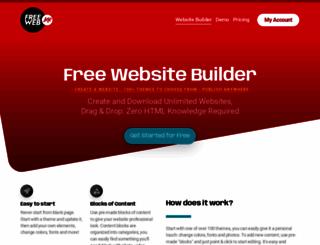 kaltschaummatratze.freeweb.me screenshot