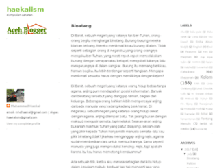 kalword.blogspot.com screenshot