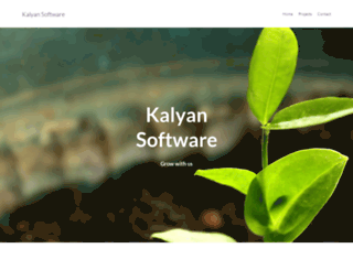 kalyan.info screenshot