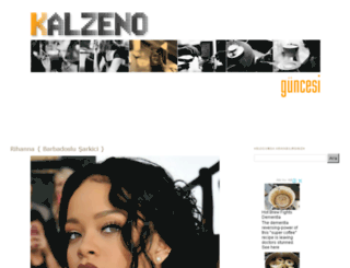 kalzeno.blogspot.com screenshot