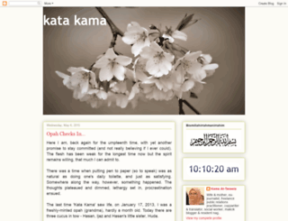 kamabakar.blogspot.com screenshot