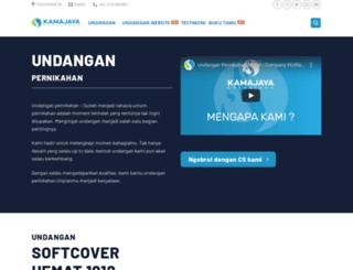 kamajaya.info screenshot