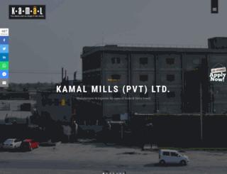 kamal.com.pk screenshot