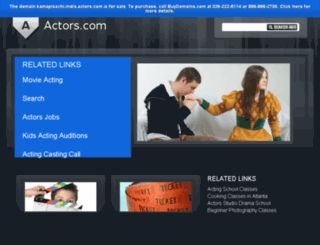 kamapisachi.india.actors.com screenshot