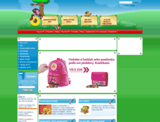 kamaradske-hry.cz screenshot