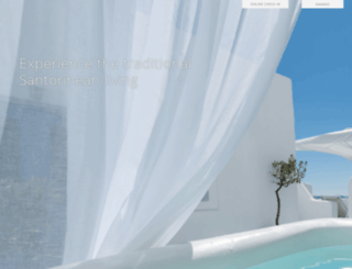 kamares-apartments.gr screenshot