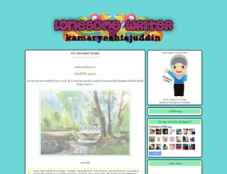 kamaryeahtajuddin.blogspot.com screenshot
