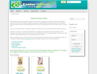 kamban.com.au screenshot