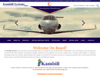 kambillsystems.com screenshot