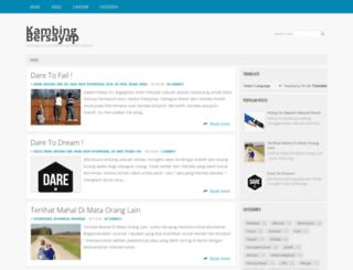 kambingbersayap.blogspot.com screenshot