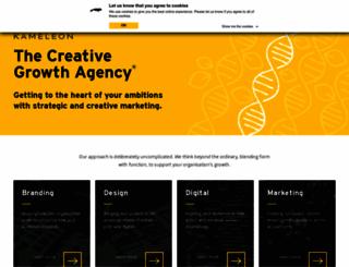 kameleondigital.com screenshot