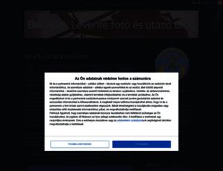 kameraaltal.blog.hu screenshot